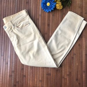 7 for All Mankind Crop Skinny Jean Size 28 GUC
